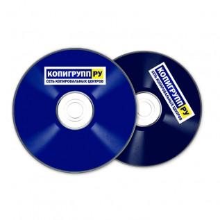 Печать на CD, DVD