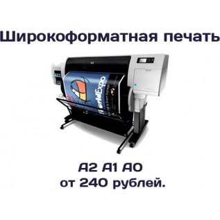 Печать чертежей